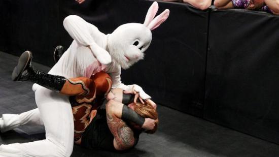 Bad bunny! (WWE)