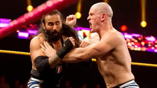 Le Hulk le smash! (NXT)