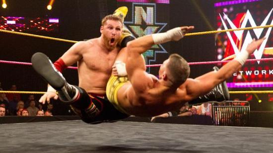 Blue Thunder Bomb (NXT)