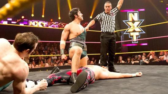 *Tvinne snurrebart* Excellent! (NXT)