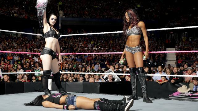RAW. 29. september 2014 (WWE)