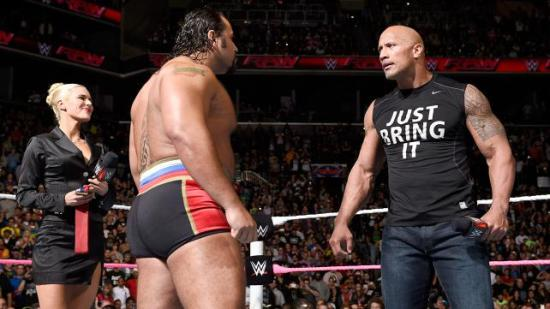 En teaser, eller to luremus? (WWE)