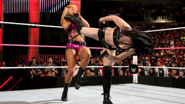 Det er tunga som gjør det! (WWE)