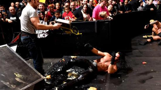 Sylteagurk?  Sylteagurk! (WWE)