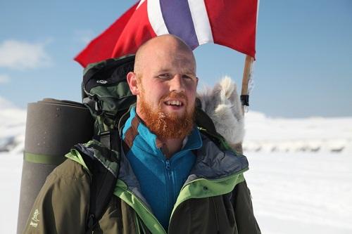 Her fra de besøkte Svalbard (TVNorge)