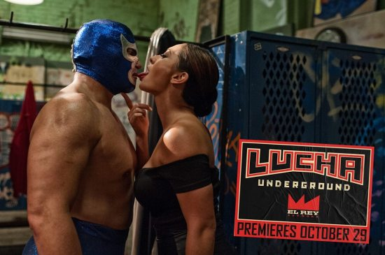Lucha Underground - Episode 2 (ElRey)