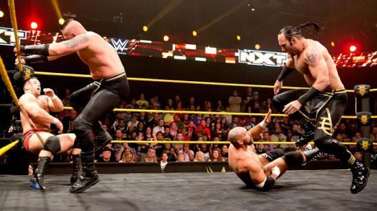 Yah! Det er NXT 20. november2014 (NXT)