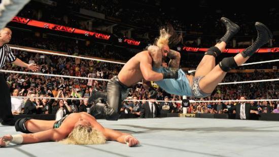 Fuck you, Randy! (WWE)