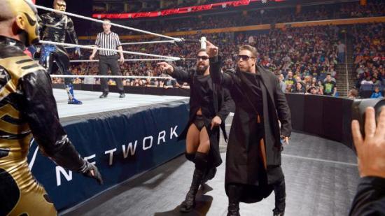 Det er DIN feil broren din har gått fra konseptene! (WWE)