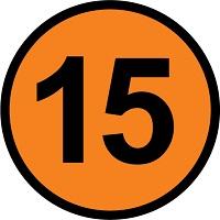 Hvis dommeren rekker å telle til 15 har du i hvert fall tapt!
