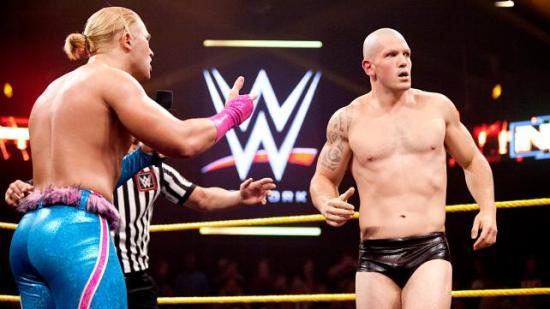 """""""It's hideous!!"""" (WWE)"""