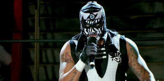Har du ikke sett Lucha Underground?  Har du ikke Youtube, din dott?!? (ElRey)