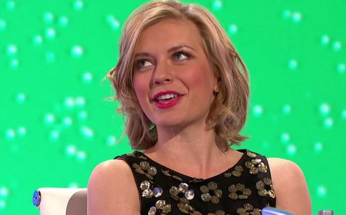 """Bittelille julaften disket BBC One opp med #WILTY X-mas Special, der blamt annet Rachel Riley (a.k.a. """"The best looking maths-expert ever"""") var gjest"""