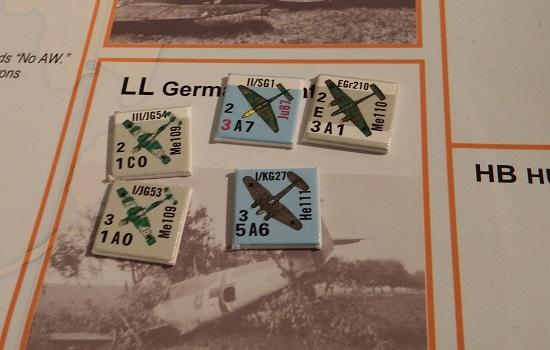 Det var ikke en god dag for Luftwaffe!
