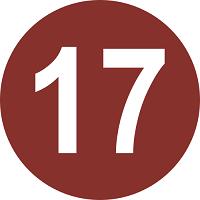 17: Fellertallet
