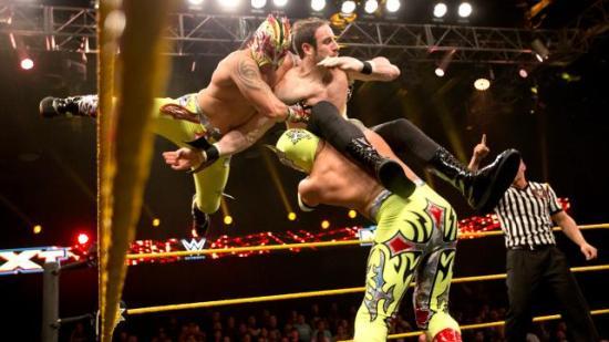 """""""Whattamanouver!"""" (NXT)"""