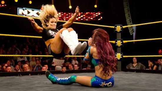 Canada represent! (NXT)