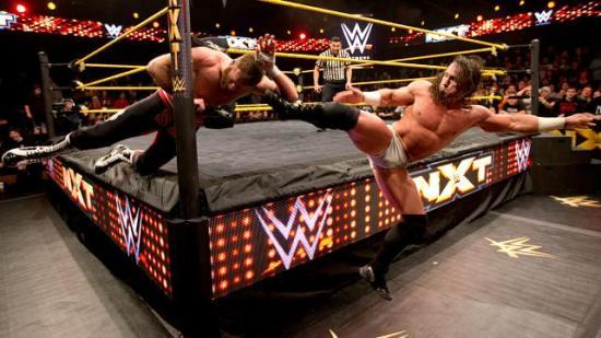 """""""Fool me once..."""" (NXT)"""