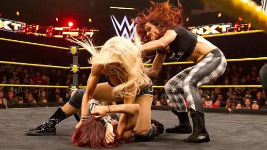 Backy, neiii! (NXT)
