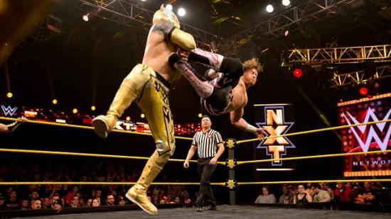 Surprise Motherf**ker! (NXT)