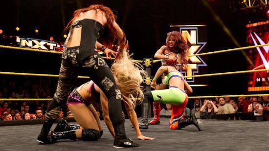 Jenter! (NXT)