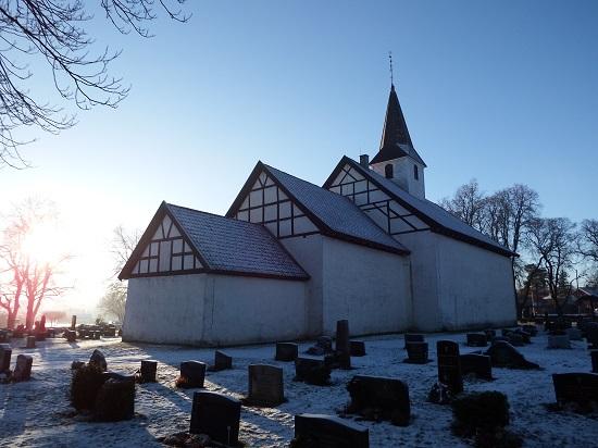 Gamle Borre kirke