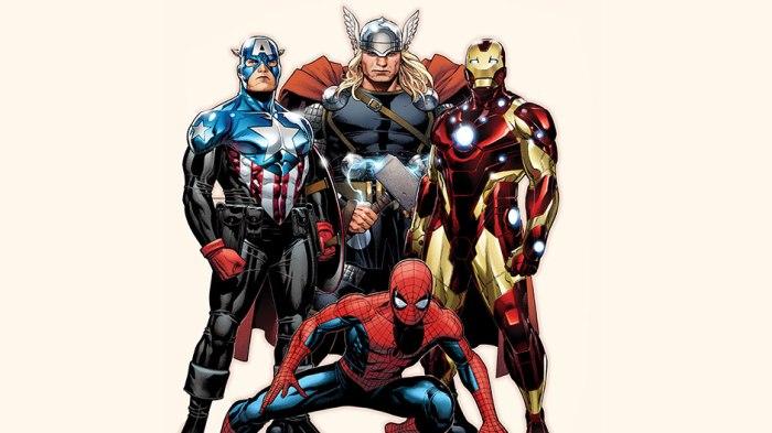 Velkommen hjem (Marvel)