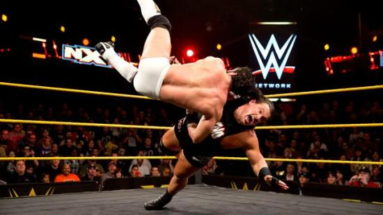 NXT 18. februar 2105 (NXT)