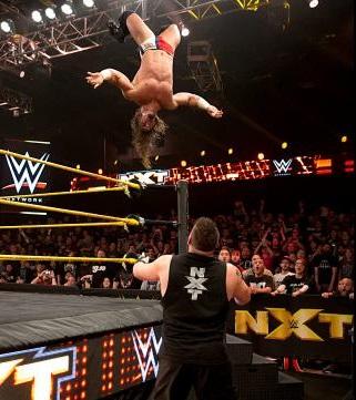 "Gravity: ""Neville? Never heard of him!"" (NXT)"