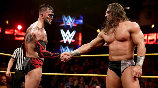 "NXT Rival 11. februar ""Jolly good match old chap!"" (NXT)"