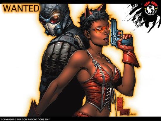 Splashpagen hadde vært et mye bedre omslag, med Killer og Fox