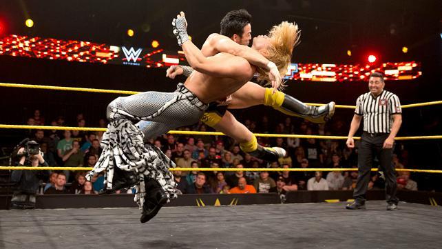 Like for like (NXT)