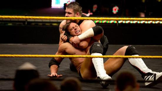 """Rage harder Riley, I cant here you!"" (NXT)"
