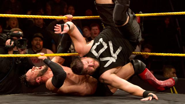 NXT 25. mars 2015 (NXT)