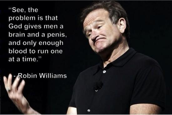 R.I.P. Robin...