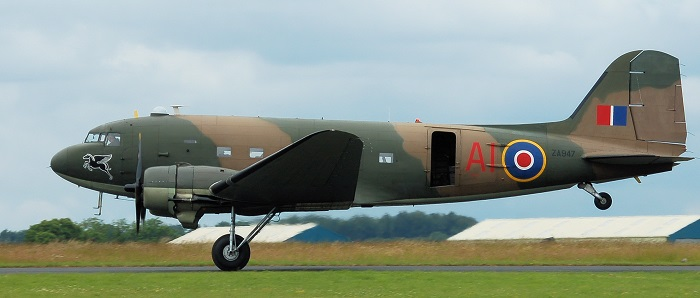 Douglas C47 Dakota (Wikipedia)