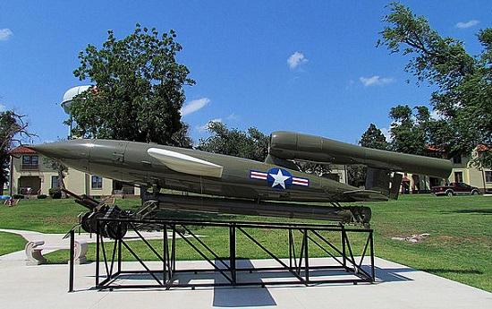 JB-2 Loon - Fort Sill, Oklahoma Museum (Wikipedia)