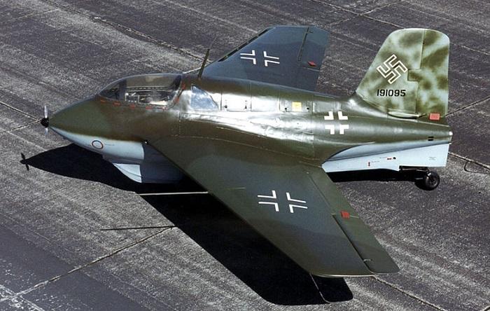 Me163B  (Wikipedia)