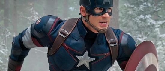 Steve Rogers Kodenavn: Captain America