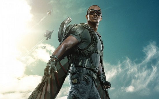Sam Wilson Kodenavn: The Falcon