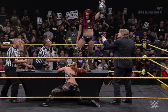 NXT 6. mai 2015
