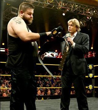 """""""Tro meg, Kevin, du vil virkelig ikke se meg sint...""""  (NXT)"""