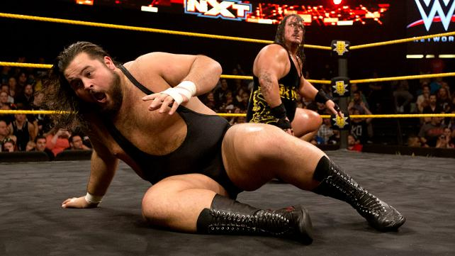Bearbaiting? (NXT)