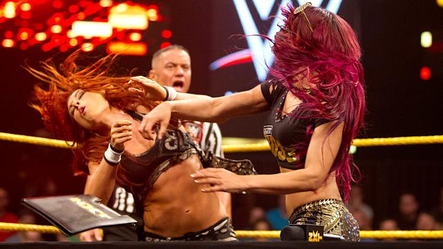 Bitch slap (NXT)