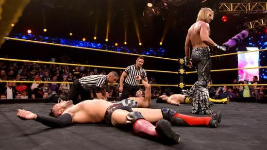 Standing tall (NXT)