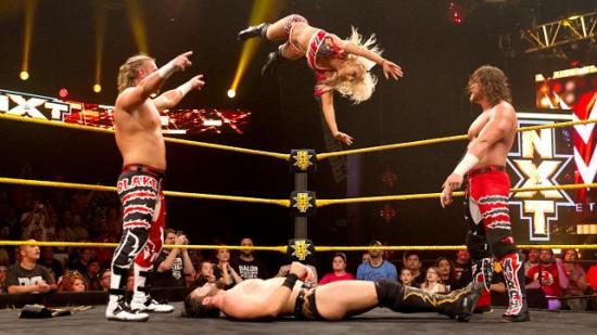 Mer å lande på!  (NXT)
