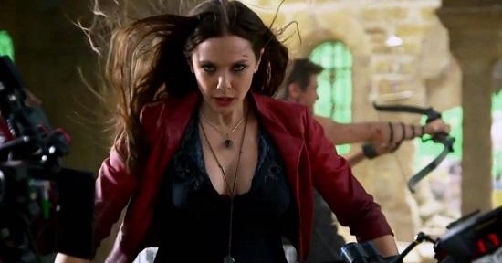 Wanda Maximoff Kodenavn: Scarlet Witch
