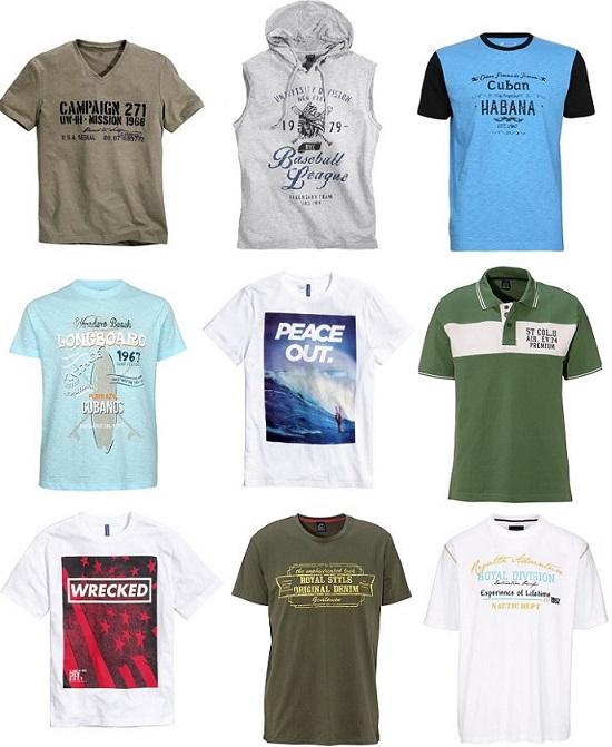Eksempler hentet fra nettbutikkene til Klingel, Ellos, Dressman, H&M og Cellbes.