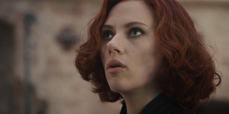 Fun fact: I motsetning til Black Widow er Scar-Jo ikke steril, så filmen måtte bruke tre body-doubles og CGI for å kamuflere hennes graviditet underveis i innspilingen.  (Marvel)