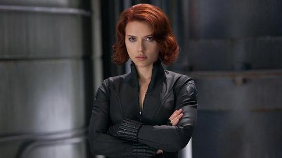"Natalia Alianovna ""Natasha"" Romanova Kodenavn: Black Widow"